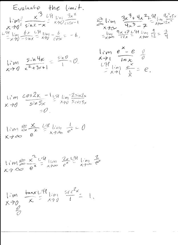 lh worksheet side 1